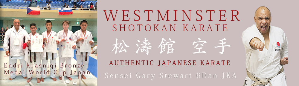 Westminster Shotokan Karate Central London